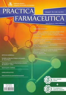 Revista Practica Farmaceutica, Vol. 8, Nr. 2 (26), 2015