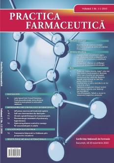 Revista Practica Farmaceutica, Vol. 3, Nr. 1-2 (5-6), 2010