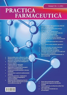 Revista Practica Farmaceutica, Vol. 5, Nr. 1-2 (13-14), 2012
