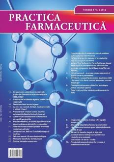 Revista Practica Farmaceutica, Vol. 4, Nr. 1 (9), 2011