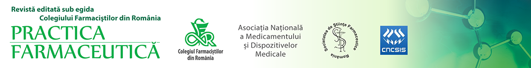Romanian Journal of Pharmaceutical Practice Logo