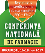 Conferinta Nationala de Farmacie 2017