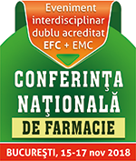 Conferinta Nationala de Farmacie 2018