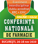 Conferinta Nationala de Farmacie 2020