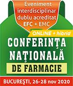Conferinta Nationala de Farmacie 2020