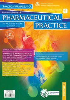 Romanian Journal of Pharmaceutical Practice | Vol. XIV, No. 2 (57), 2021
